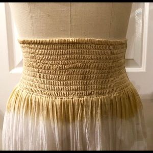 Context Skirts - CONTEXT Peasant Skirt